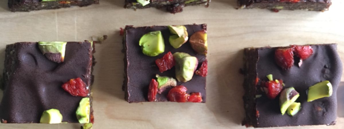 Rohe Superfood Brownies